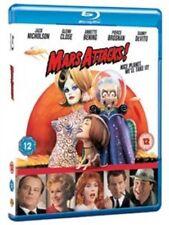 Mars Attacks 5051892011662 With Jack Nicholson Blu-ray Region 2
