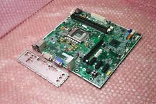 HP Pro 3500 Socket LGA1155 Motherboard With Backplate 696234-001 701413-001