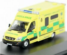 Oxford for Ambiwlans Argyfwng  Emergency Ambulance 1/76 Diecast Model Car