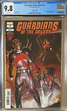 """Guardians of the Galaxy #9 """"Knullified"""" Variant CGC 9.8"""