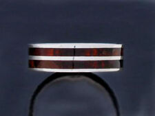 Bernstein Silber 925 Ring 16mm Sterlingsilber Damen-Schmuck R37