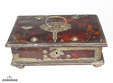 17th / 18th Century Spanish / Dutch Colonial Shell Box
