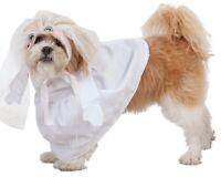 Déguisement de MARIEE pour Chien M, un Costume pour Animal NEUF