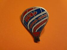 Pin, Ballonpin, Ballon, Balloon, Winter Buerki Special Transp, Werbepin, 31x24mm