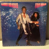 "LARRY GRAHAM - Star Walk - 12"" Vinyl Record LP - EX"
