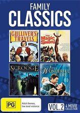 Family Classics : Vol 2 (DVD, 2017, 3-Disc Set)