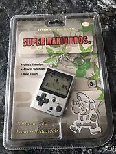 Mini Clásico De Nintendo Super Mario Bros Llavero