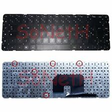 Tastiera HP Pavilion DV6-3106TX DV6-3107AX DV6-3107EE DV6-3107EG Nera NoFrame IT