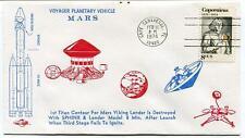 1974 Voyager Planetary Vehicle MARS Titan Centaur SPHINX Cape Canaveral NASA