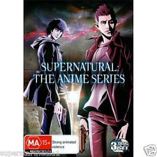 Supernatural : The Anime Series - NEW DVD