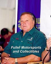 (3) 8X10 PHOTOS A.J. FOYT RON HORNADAY RACING SHOP 2001 NASCAR WINSTON CUP AJ