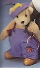 """Muffy Clubhouse Collection"" Bear In Overalls"
