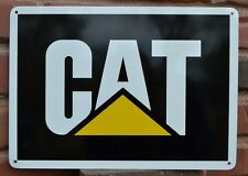 CAT CATERPILLAR Logo SIGN EXCAVATOR SKIDSTEER 319 Parts Mechanic Shop 10day