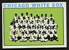 1964 Topps Chicago White Sox Team #496 Baseball Card NRMT