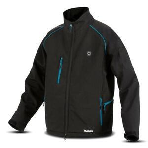 Makita Heated Jacket Mens 12V Max Thermal Jacket Construction Tradie w/ Battery