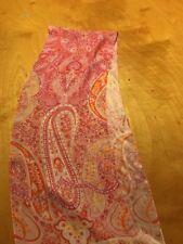 Women's ECHO Silk Scarf Oblong Silk Paisley M15