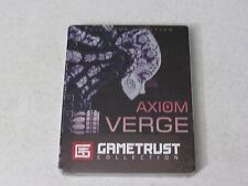 Axiom Verge Collector's Edition PC Gametrust Collection FREE SHIPPING