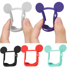 38/40/42/44 mm Mickey Mouse Silicone Case Cover for Apple Watch Series1 2 3 4