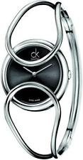 Calvin Klein ck Inclined Bangle Ladies Watch K4C2S111 - Would Suit Small Wrist