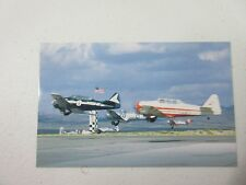 Lot Of 10 1968 Reno Air Show AVIATION POSTCARDS 202 North American T-6S