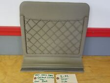 """00 - 04 Legacy Driver Seat """" Back Cover Net Panel """" Rear trim panel only Tan!!!!"""