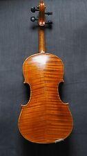 VECCHIO antico VIOLINO 4/4 con l'etichetta copia di Antonio Stradivari
