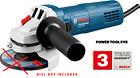 -new- PRO Bosch GWS 750-115 ( 230V-240V ) mains GRINDER 0601394070 3165140823340