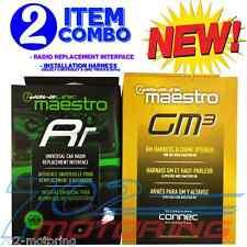 NEW iDATALINK MAESTRO ADS-MRR + ADS-HRN-RR-GM3 ADAPTER / 2014 - 2015 CHEVY / GMC