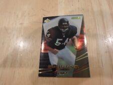 Brian Urlacher LB RC 2000 collectors edge supreme football card # u190