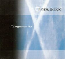 Xavier Naidoo - Telegramm Für X (CD & DVD 2005) German Release; With Bonus DVD