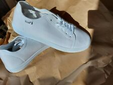 FCUK French Connection White Pumps size 8 Brand New