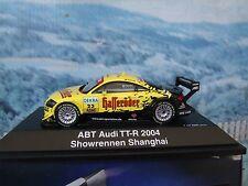 1:43  Schuco (Germany) Audi TT-R 2004 Showrennen Shanghai