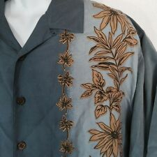 joseph and feiss hawaiian shirt xlt silk loop collar fathers day gift cruise