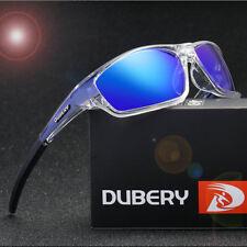 2018 DUBERY Men's Polarized Driving Mirrored Sunglasses Glasses Eyewear New Hot