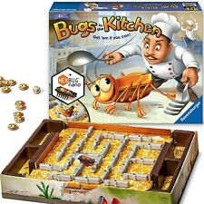 Best Toys Board Family Bugs in the Kitchen Games for Kids and Adults (6+Years)