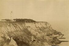 Photo Albuminé Odessa Одеса Russie Ukraine Vers 1880