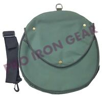 Falconry Cordura Bag, Hunting Bag with Strap & Detachable Meat Pocket