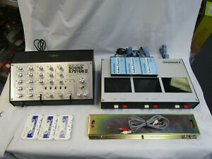 PACIFIC FAST MAIL SOUND SYSTEM II MODEL RAILROAD SOUND SYSTEM ,REVERB, QUADTAPE3