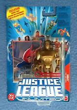 Amazo Justice League Unlimited Dc Super Heroes Comics Mattel 4 Inch Figure