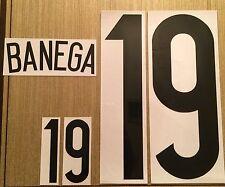 BANEGA Argentina #19 2015 Copa America Chile  Name Number  Professional Size
