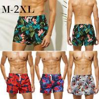 US Mens Swimming Board Shorts Swim Shorts Trunks Swimwear Summer Beach Pants