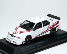 ALFA ROMEO 155 v6 ti-Plain Body color model BIANCO WHITE-HPI Racing 8042 1:43