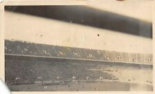 G63/ Columbus Ohio Stadium Football Photograph Non-Postcard 1922