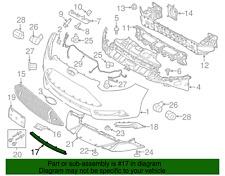 OEM NEW Genuine 2015-2018 Ford Focus ST Front Bumper Lower Grille F1EZ17K945A