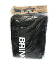 NEW BRINKMANN 812-3500-0 BACKYARD KITCHEN GRILL COVER HEAVY FELT LINED VINYL