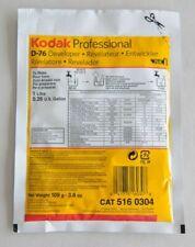 Kodak D76 revelador de Películas