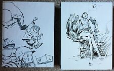 Ashley Wood EXTREME FINALE Art Book - 3A ThreeA - WWR TK Popbot Adventure Kartel
