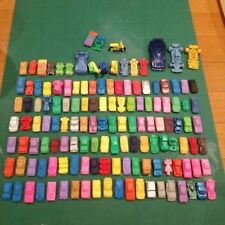 Rare Showa retro goods Super car rubber set of 137 1970 made from JAPAN F/S