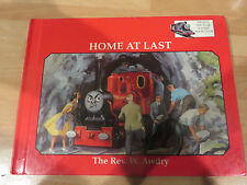 Thomas The Tank Engine Rev W Awdry Book Club Edition  home at last childs