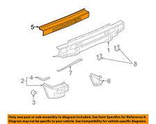 Hummer GM OEM 06-09 H2 Rear Bumper-Cover 89026784